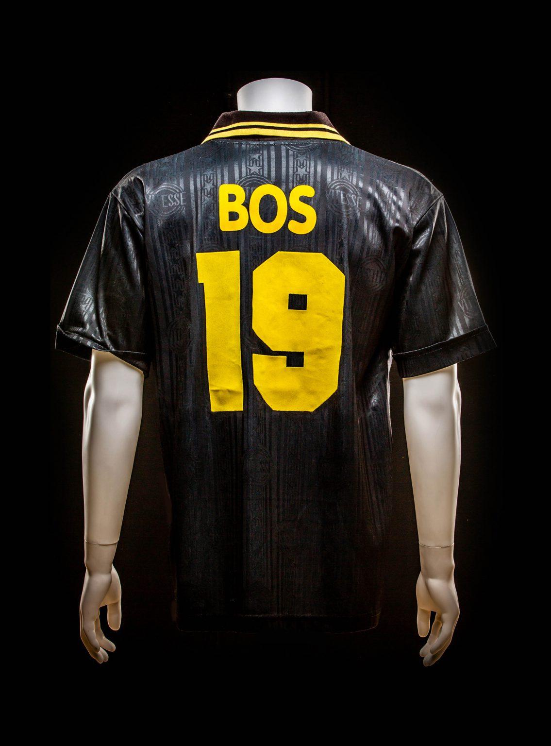 #4 Theo Bos Europees Shirt tegen Braga