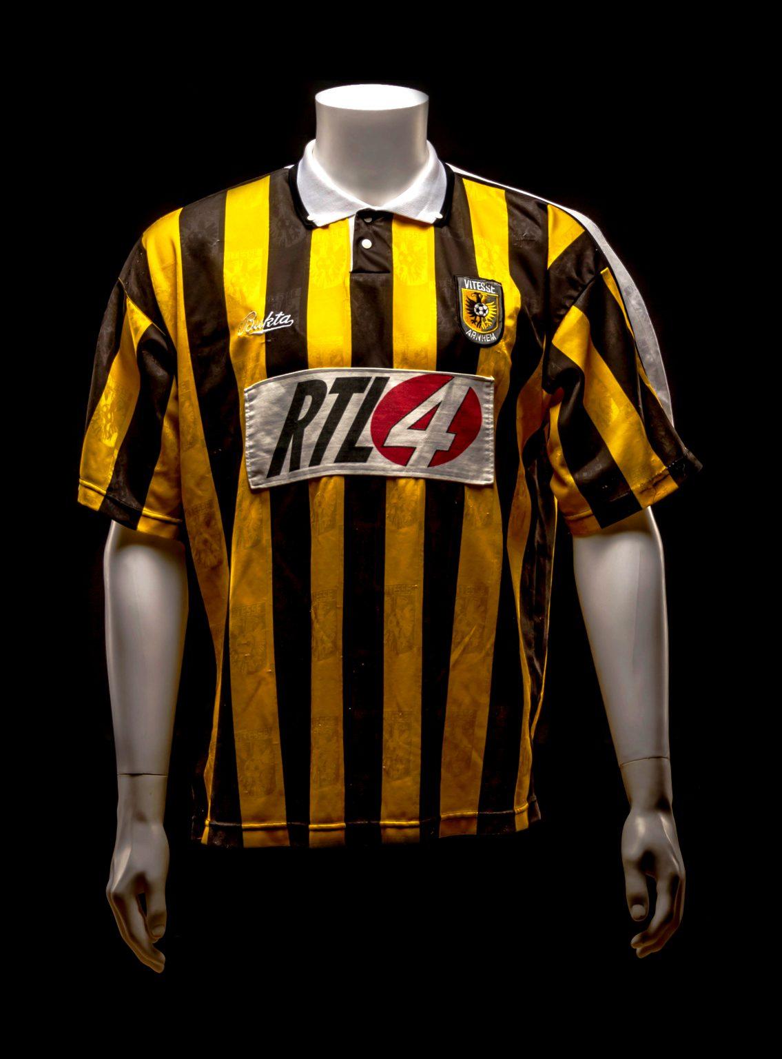 #4 Theo Bos Seizoen 1990-1991
