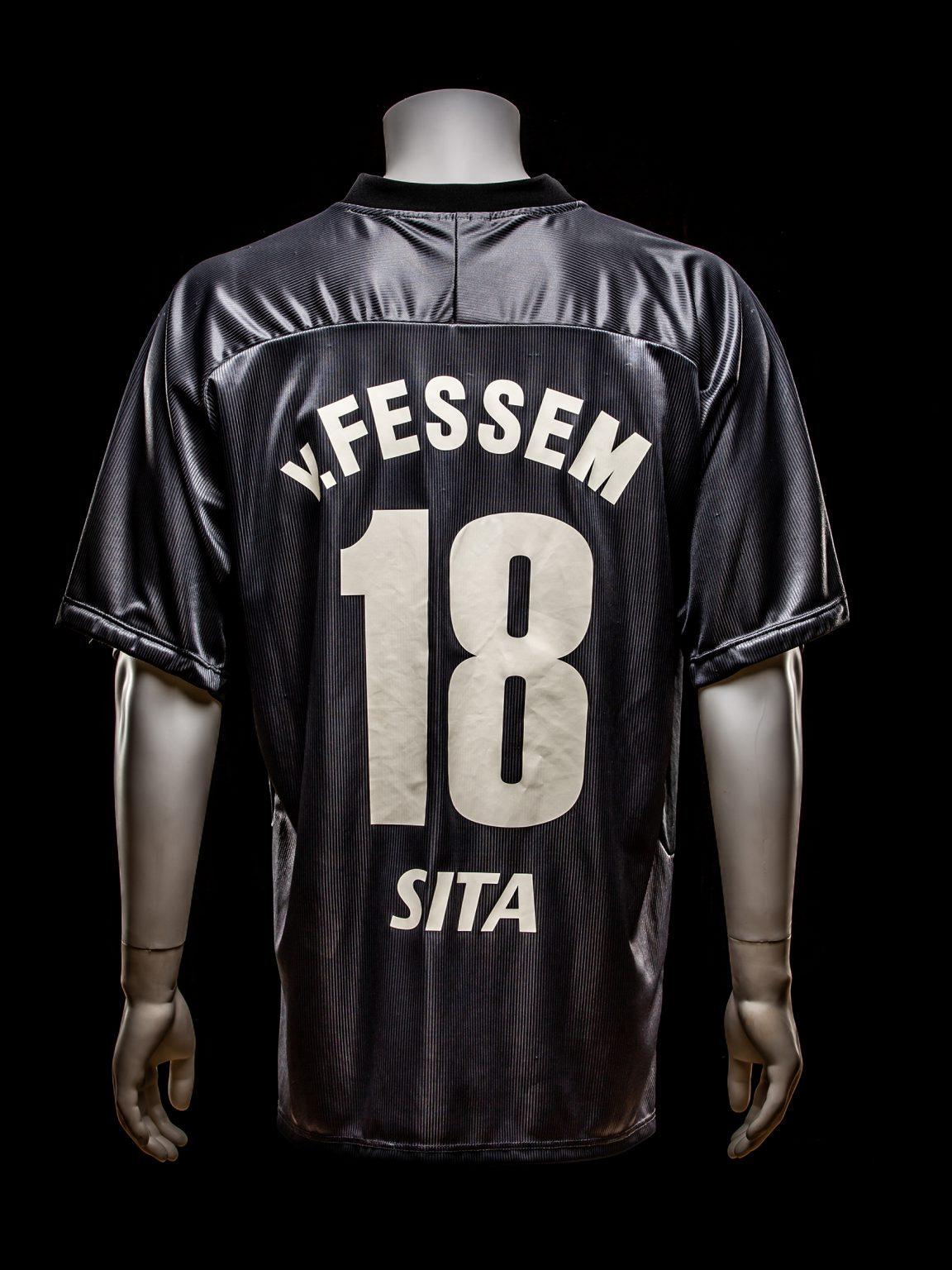 #18 Jim van Vessem