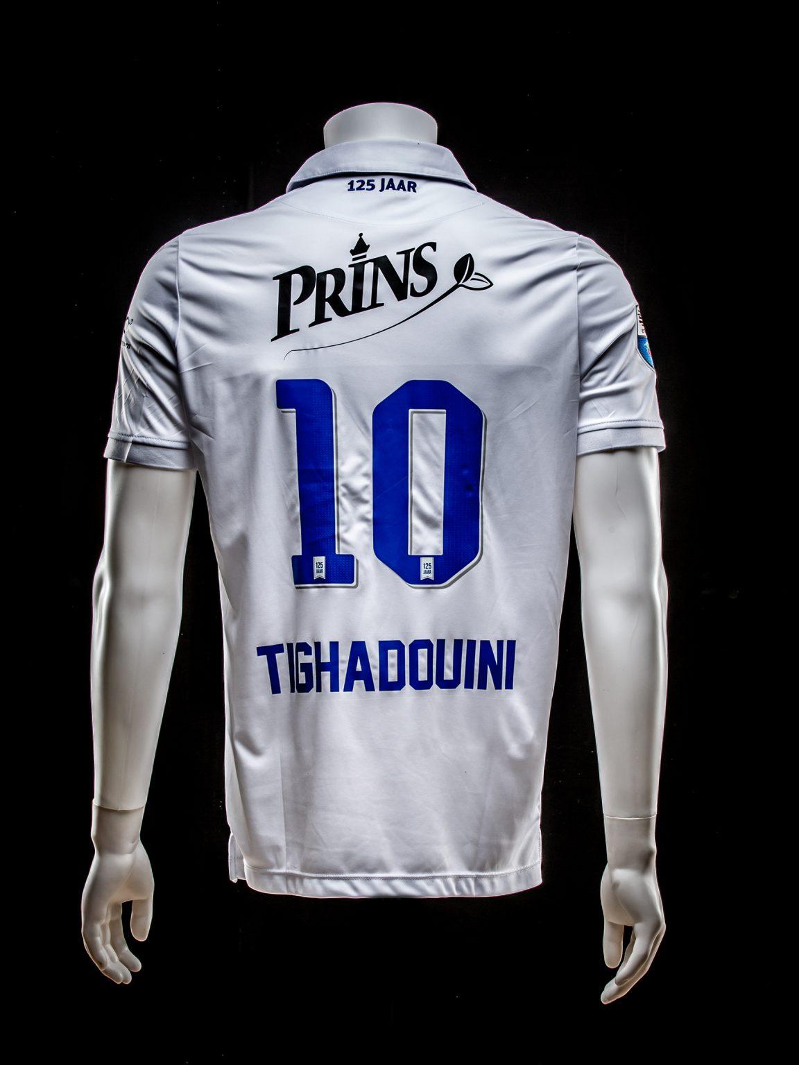 #10 Adnane Tighadouini