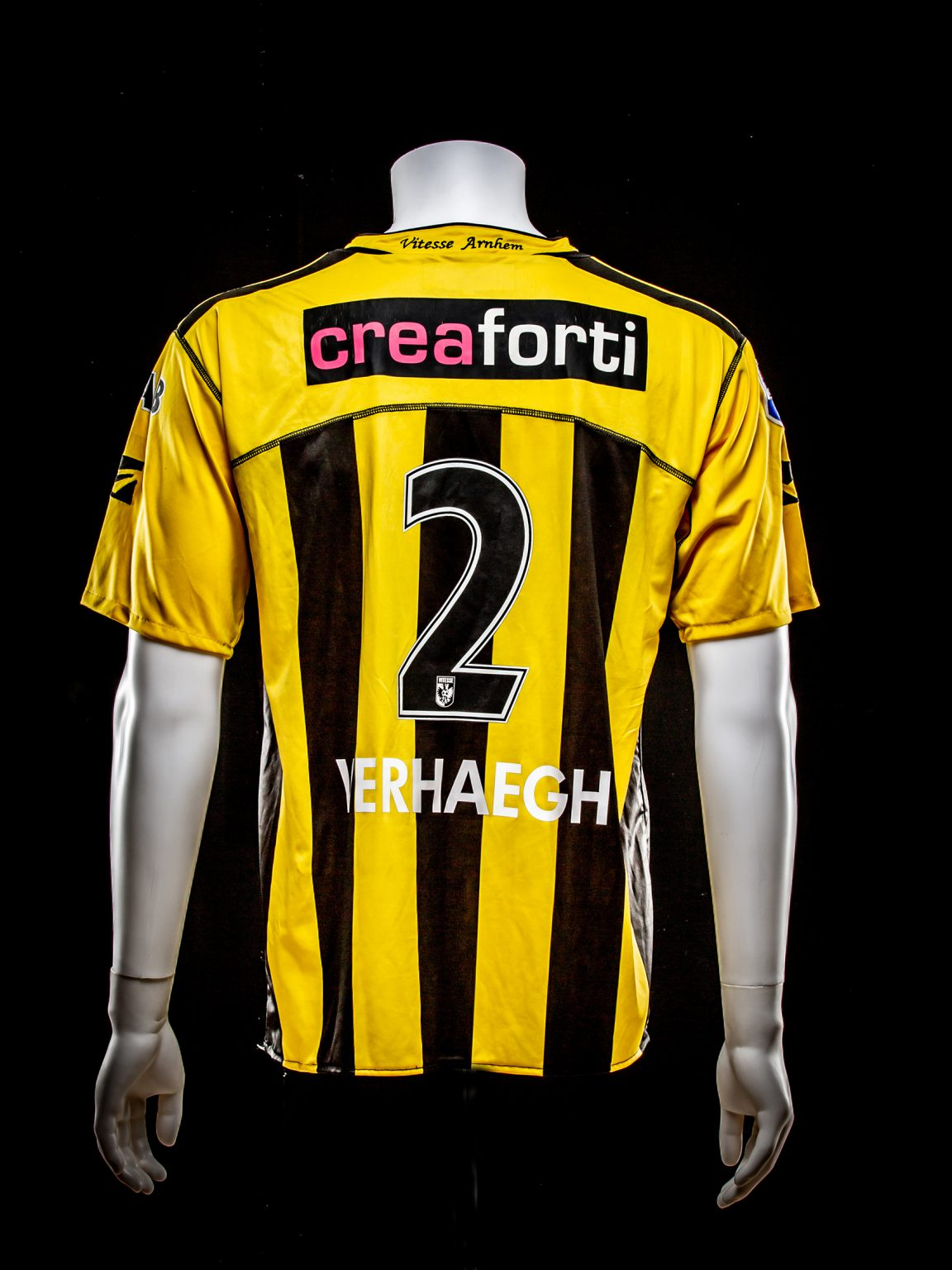 #2 Vitesse Creaforti Paul Verhaegh