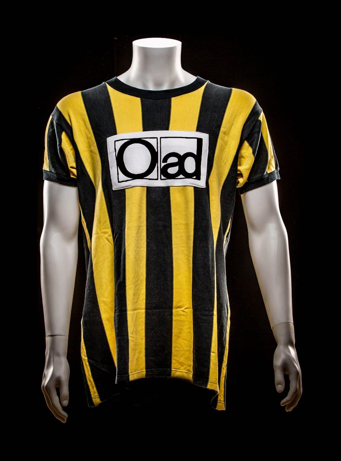 #10 Ron Stoffelen Vitesse 1983-1984
