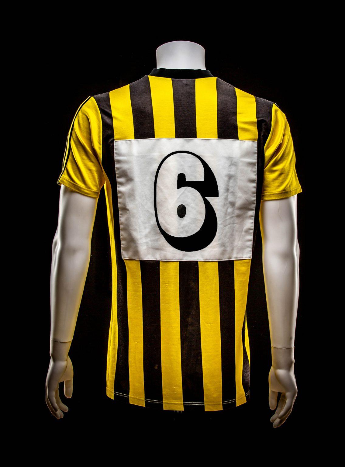 #6 Martin Laamers Vitesse 1987-1989