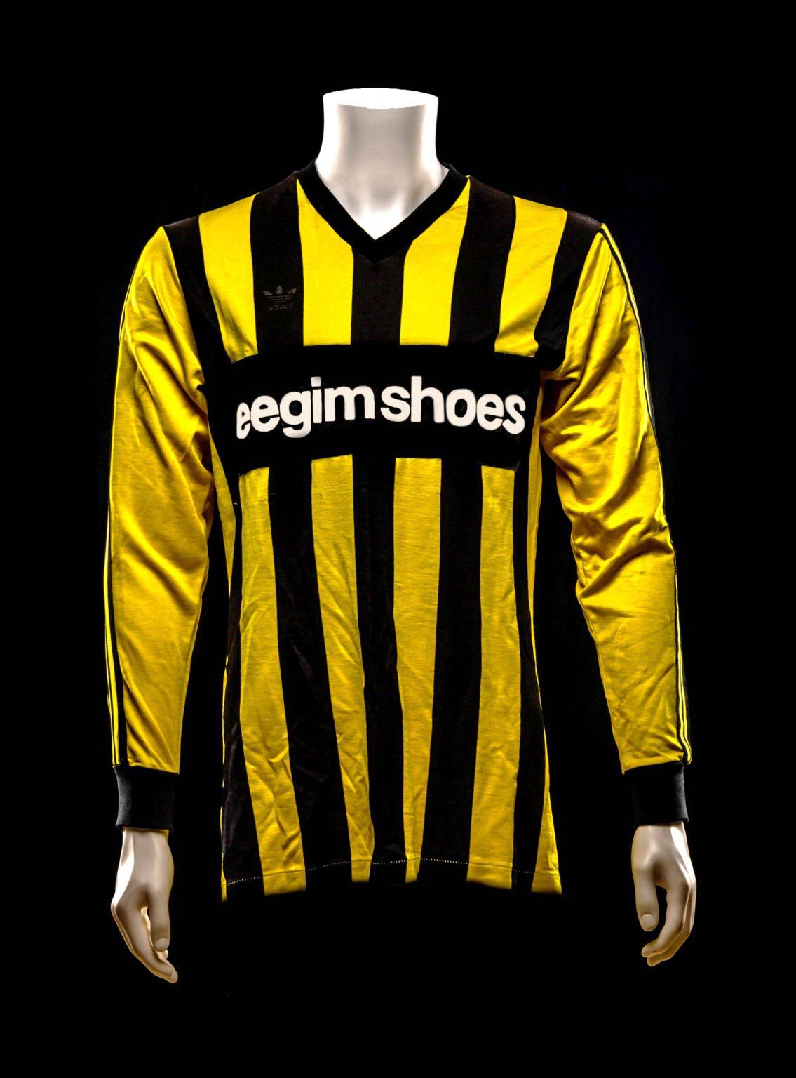 #4 Theo Bos Seizoen 1987-1989