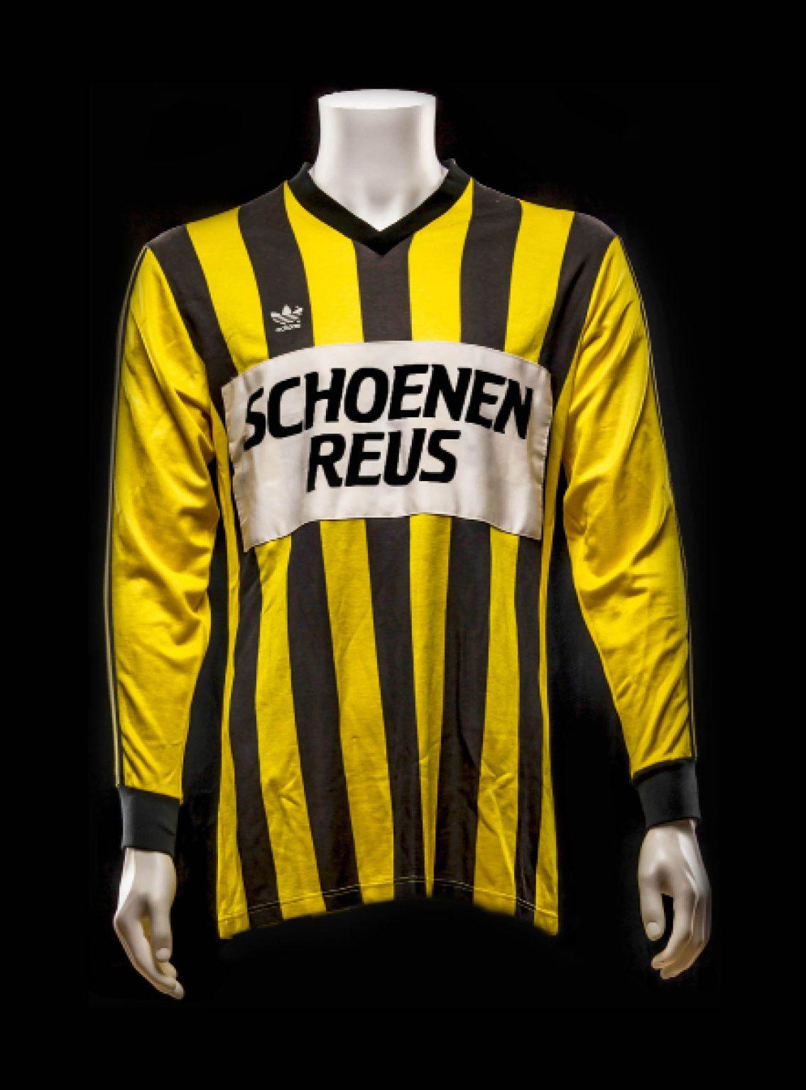#11 Rick Hilgers Vitesse 1987-1989