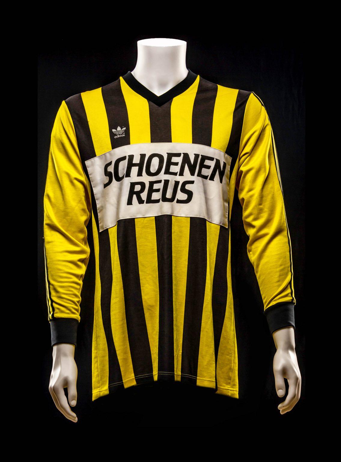 #13 Peter Held Vitesse 1987-1989