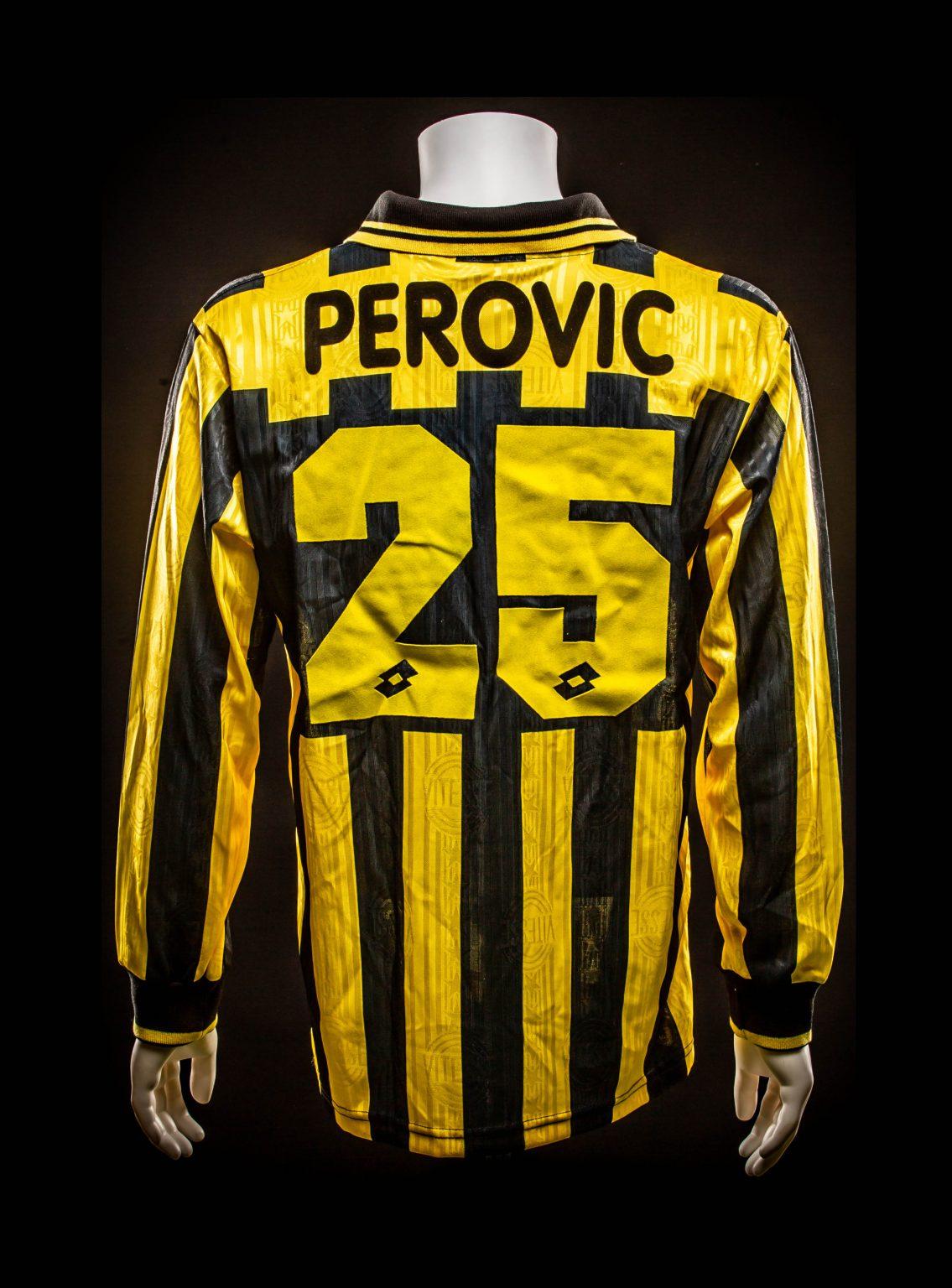 #25 Marco Perovic Vitesse 1997-1999