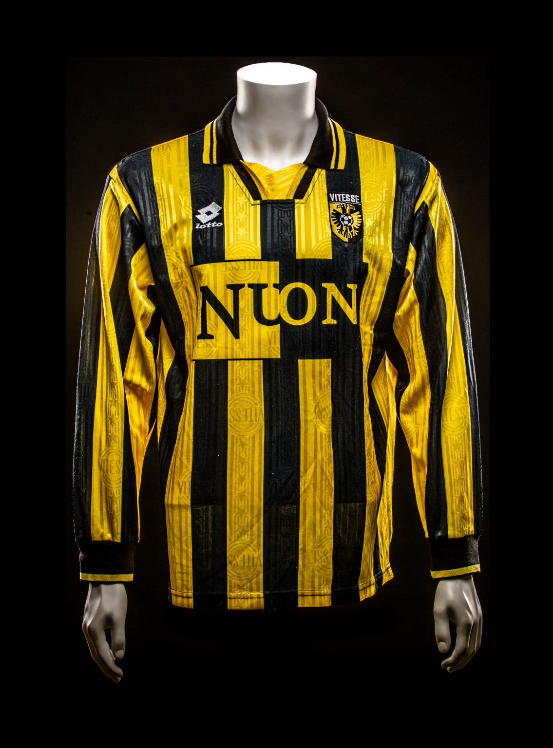 #31 Mamadou Zongo Vitesse 1997-1999