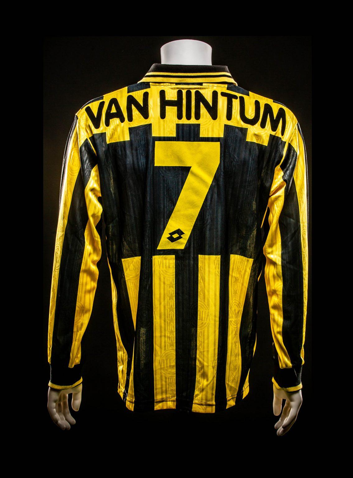 #7 Marc van Hintum Vitesse 1997-1999