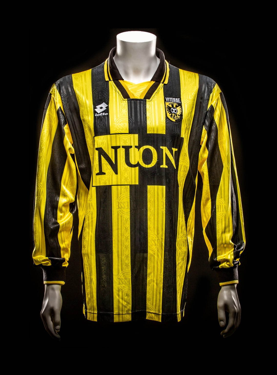 #9 Nikos Machlas Vitesse 1997-1999