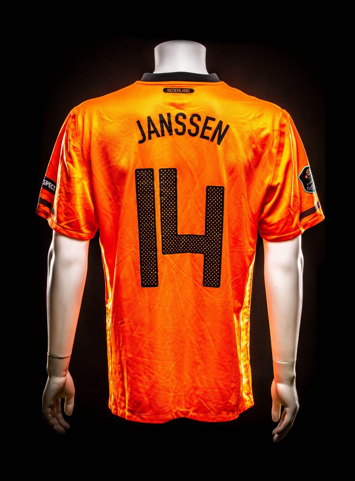 #14 Theo Janssen 2010