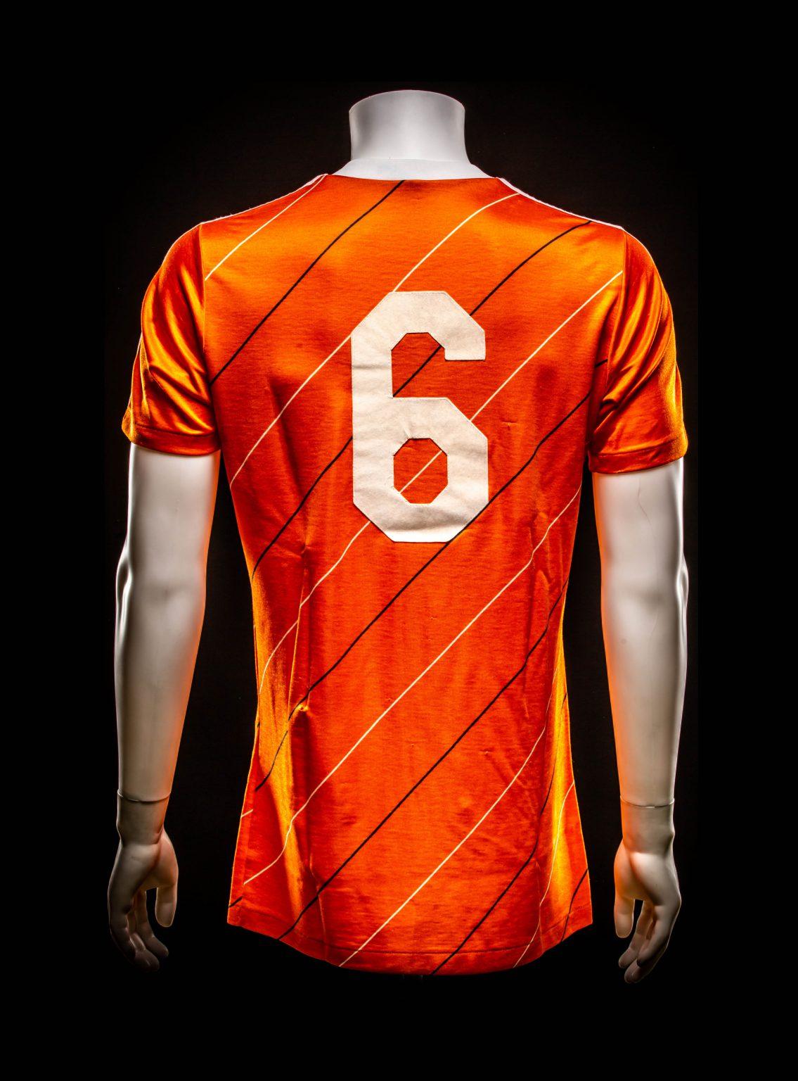 #6 Jong Oranje Martin Laamers