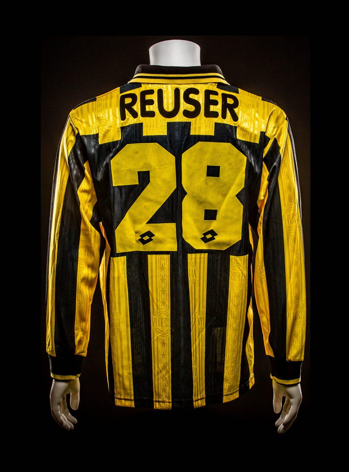 #28 Martijn Reuser Vitesse 1997-1999