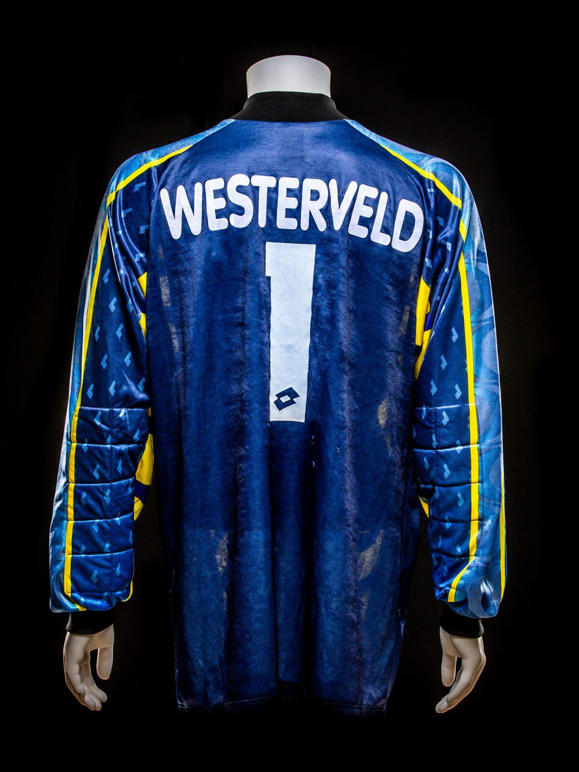 #1 Sander Westerveld