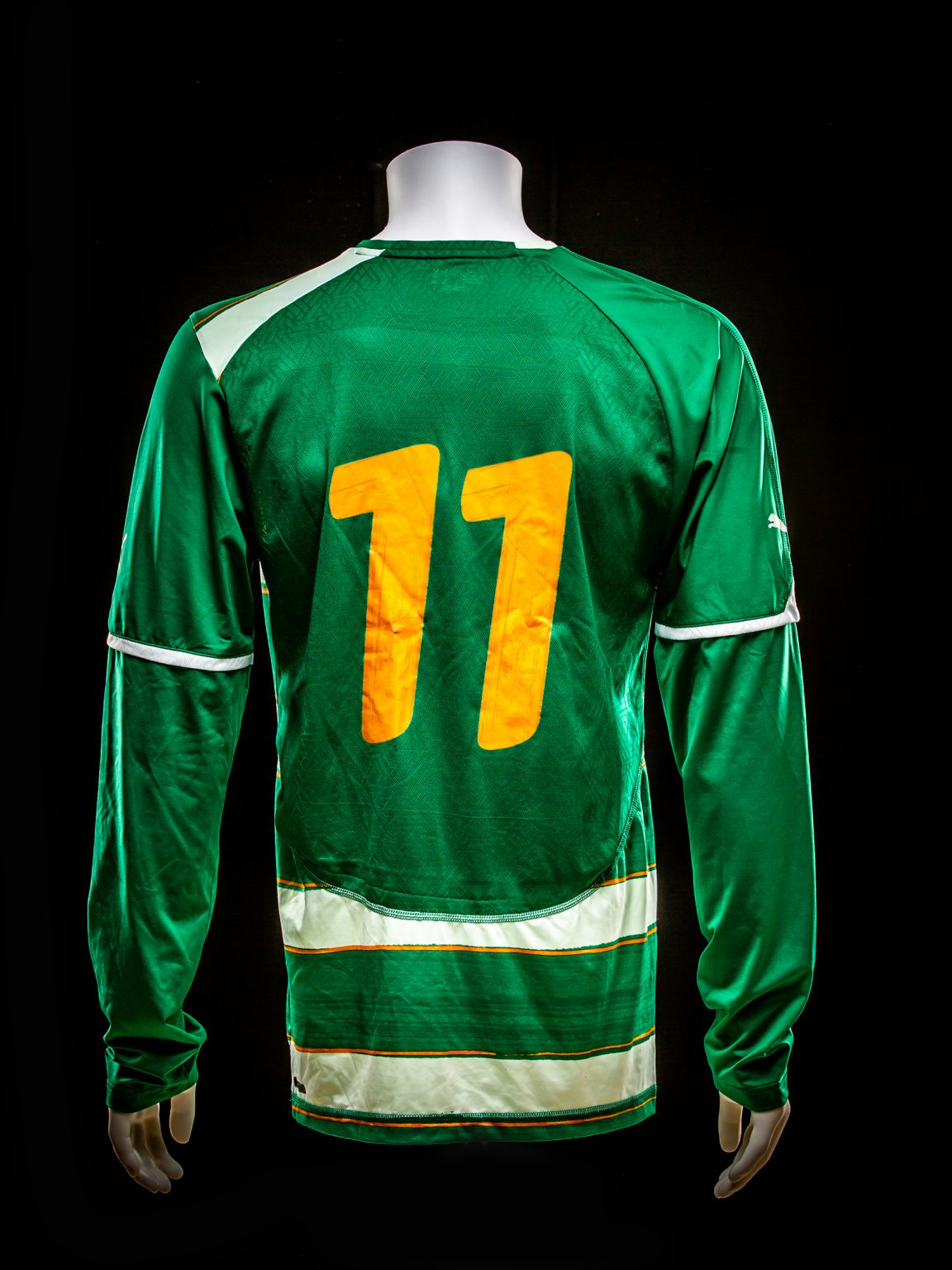 #11 Wilfried Bony Ivoorkust