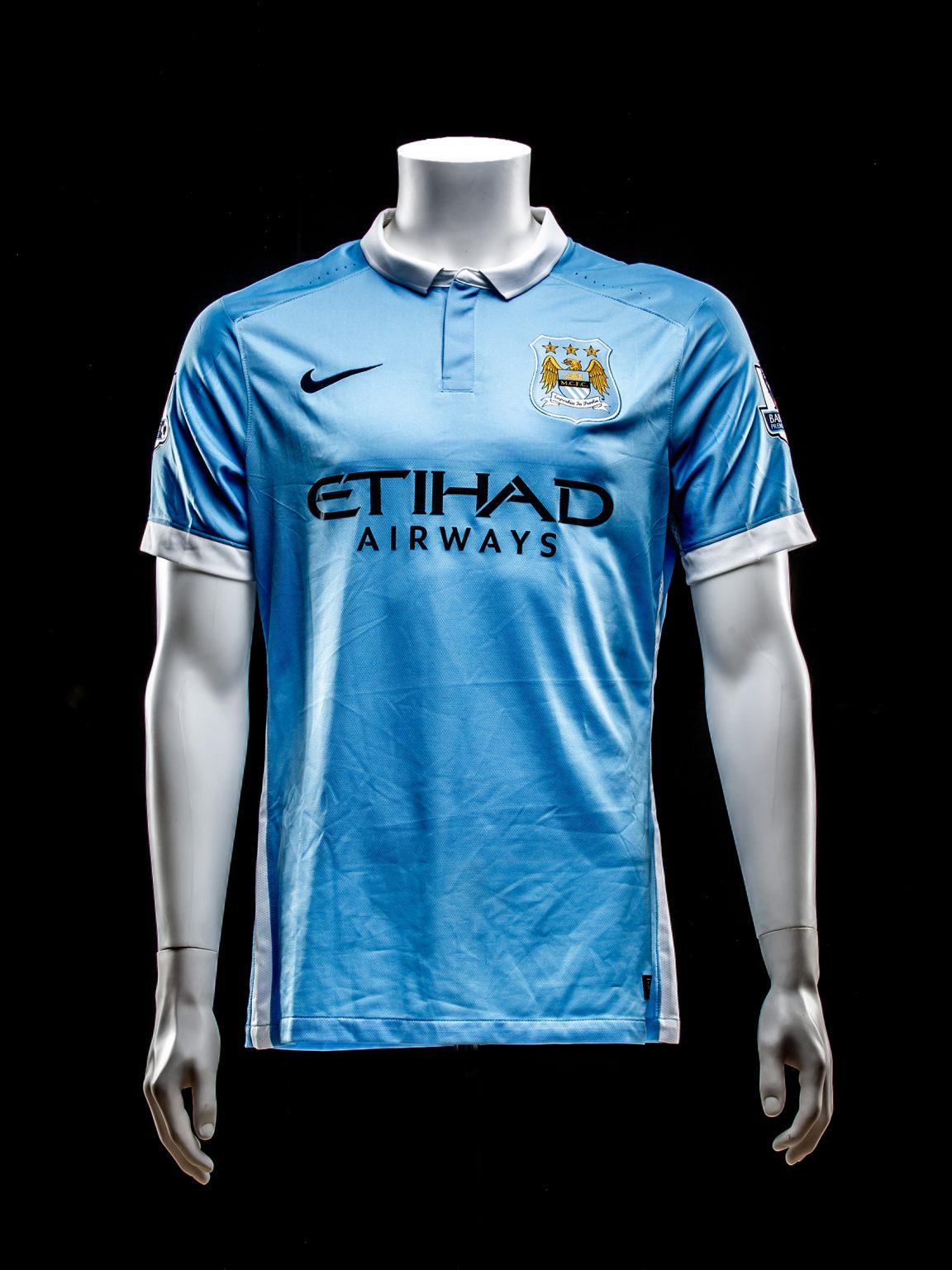 #14 Wilfried Bony Manchester City