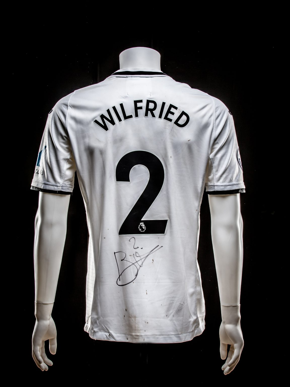 #2 Wilfried Bony Swansea City FC