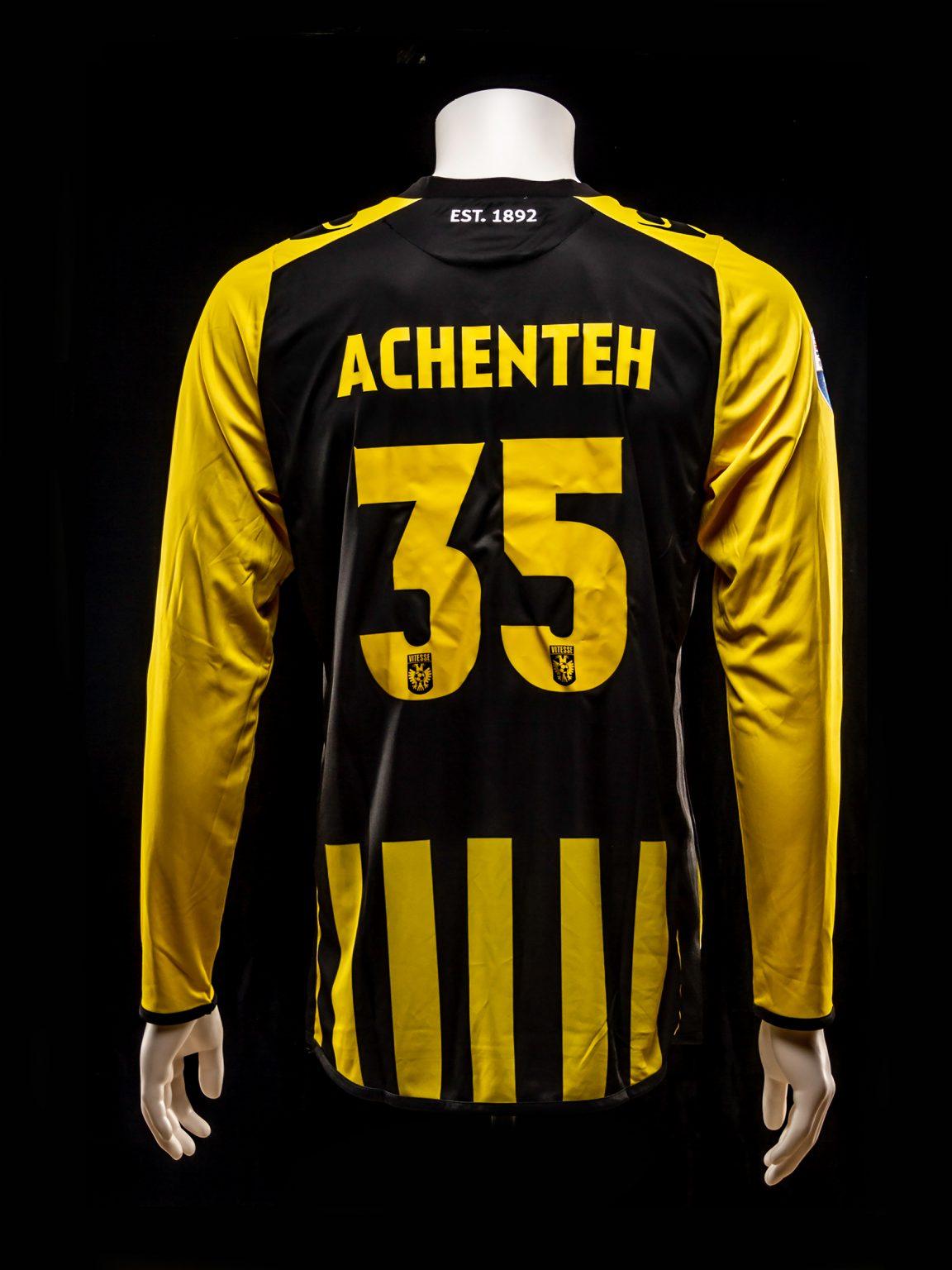 #35 Rochdi Achenteh
