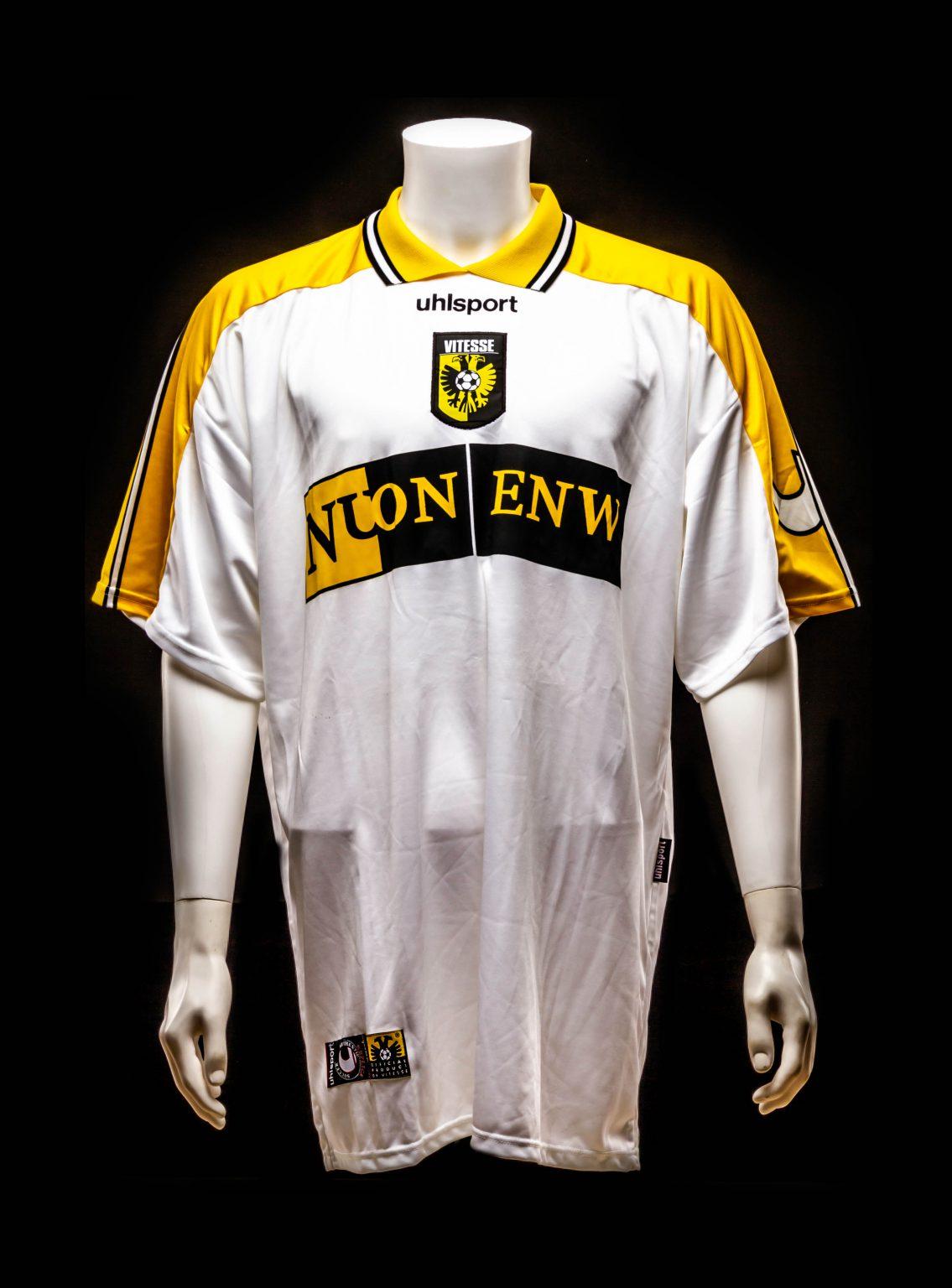 #14 Dejan Curovic Uitshirt Competitie 1999-2000
