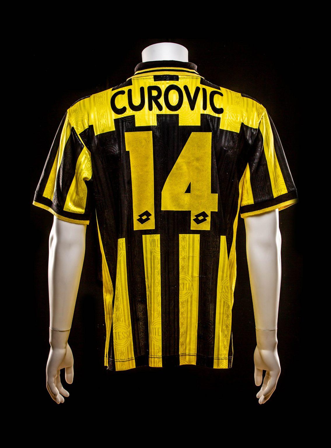 #14 Dejan Curovic Seizoen 1997-1999