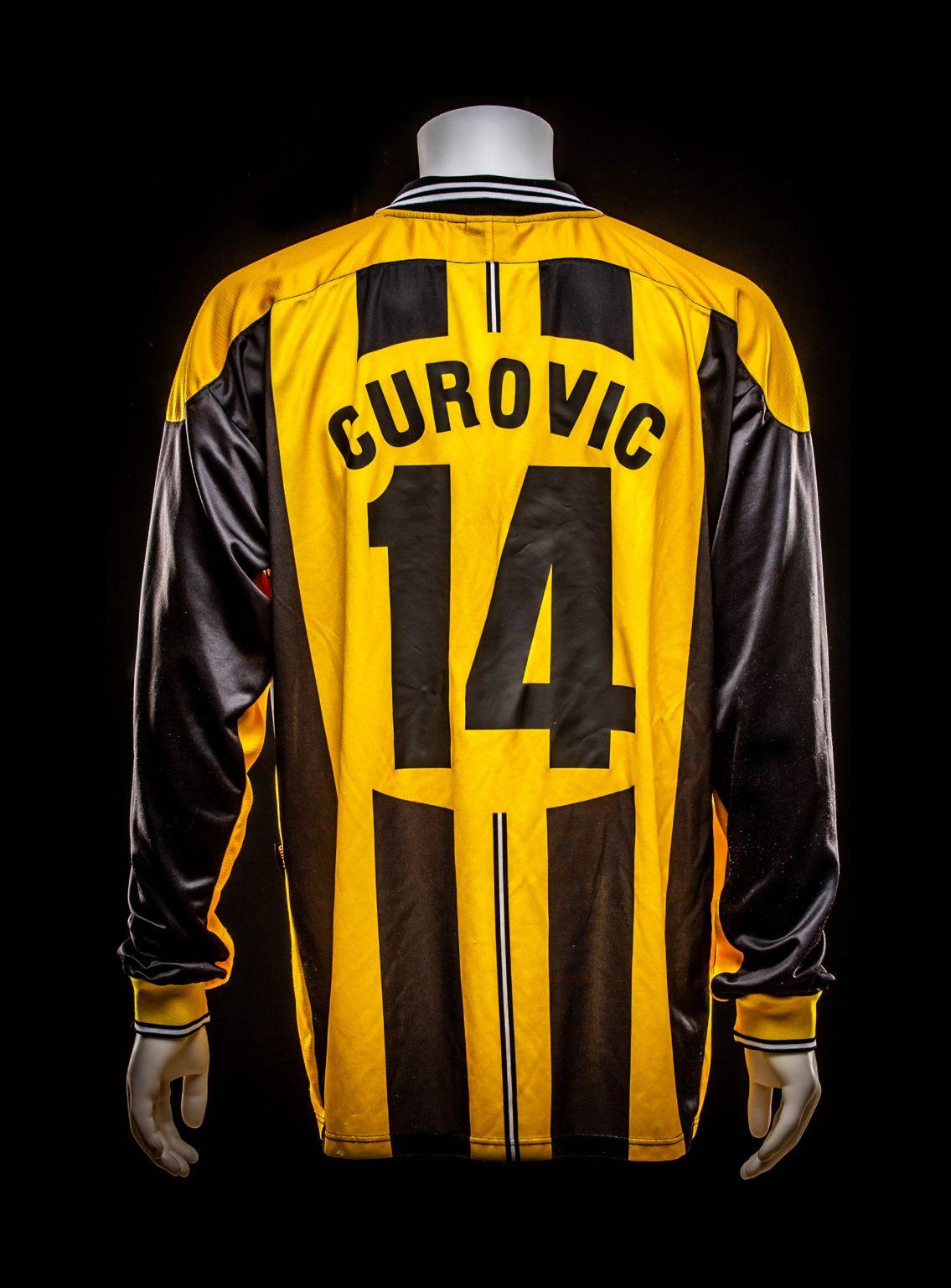 #14 Dejan Curovic Europees 1999-2000