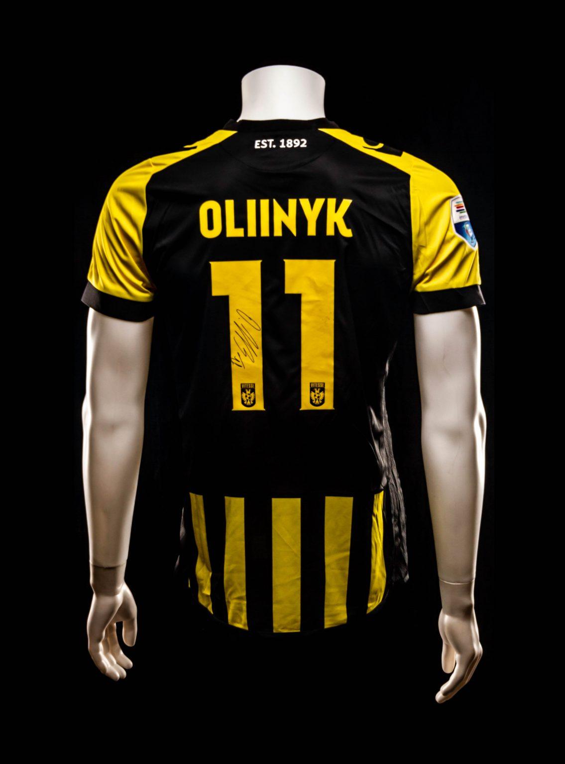 #11 Denis Oliinyk