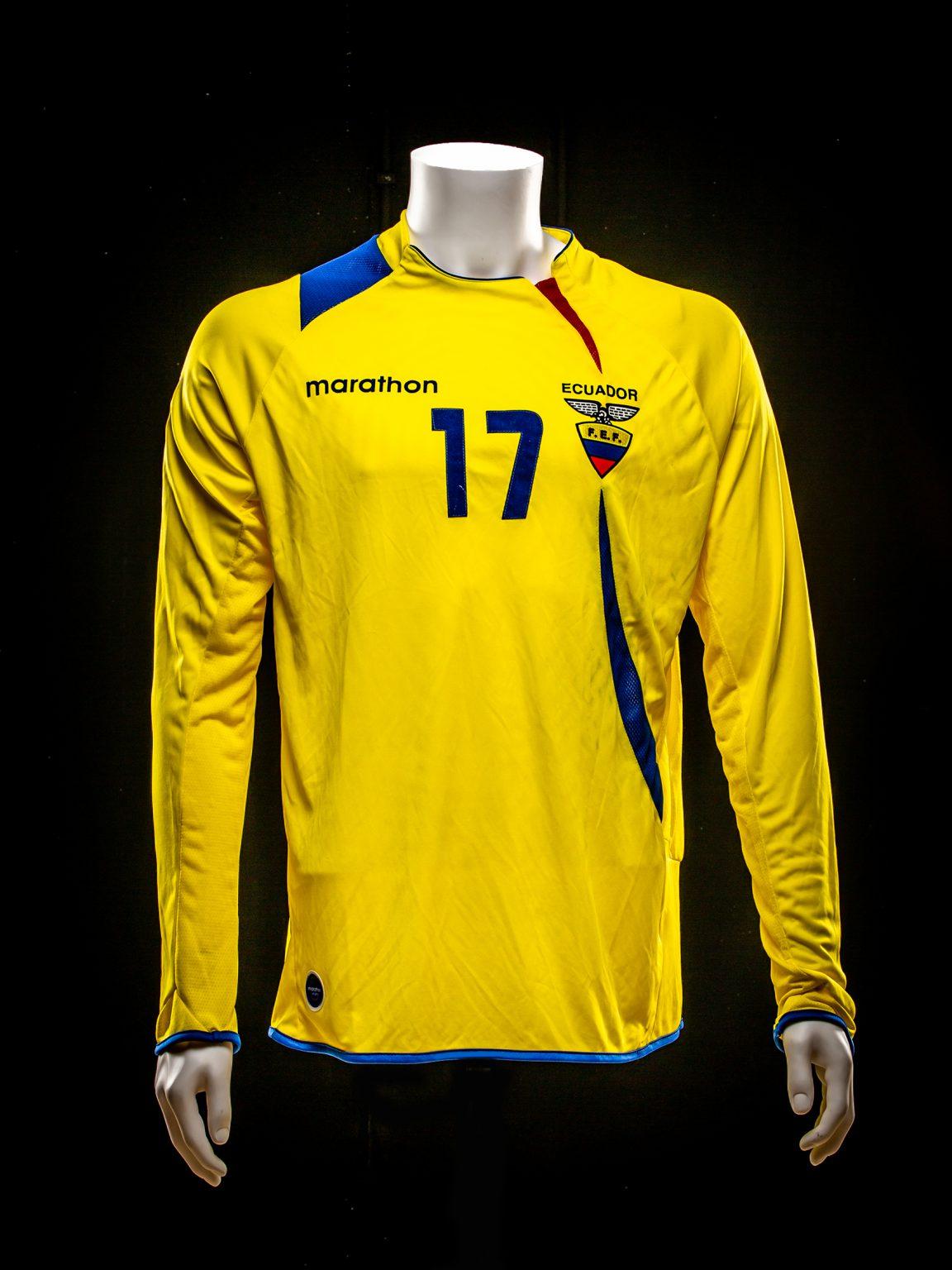 #17 Renato Ibarra Ecuador