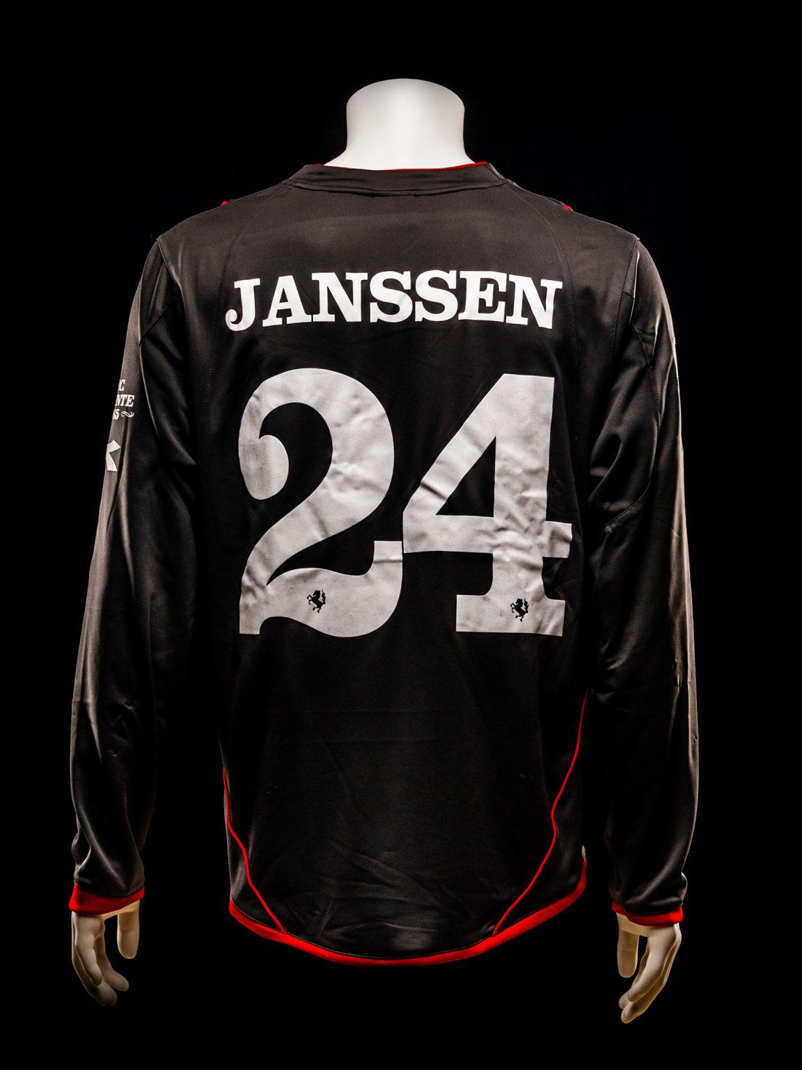 #24 Theo Janssen FC Twente