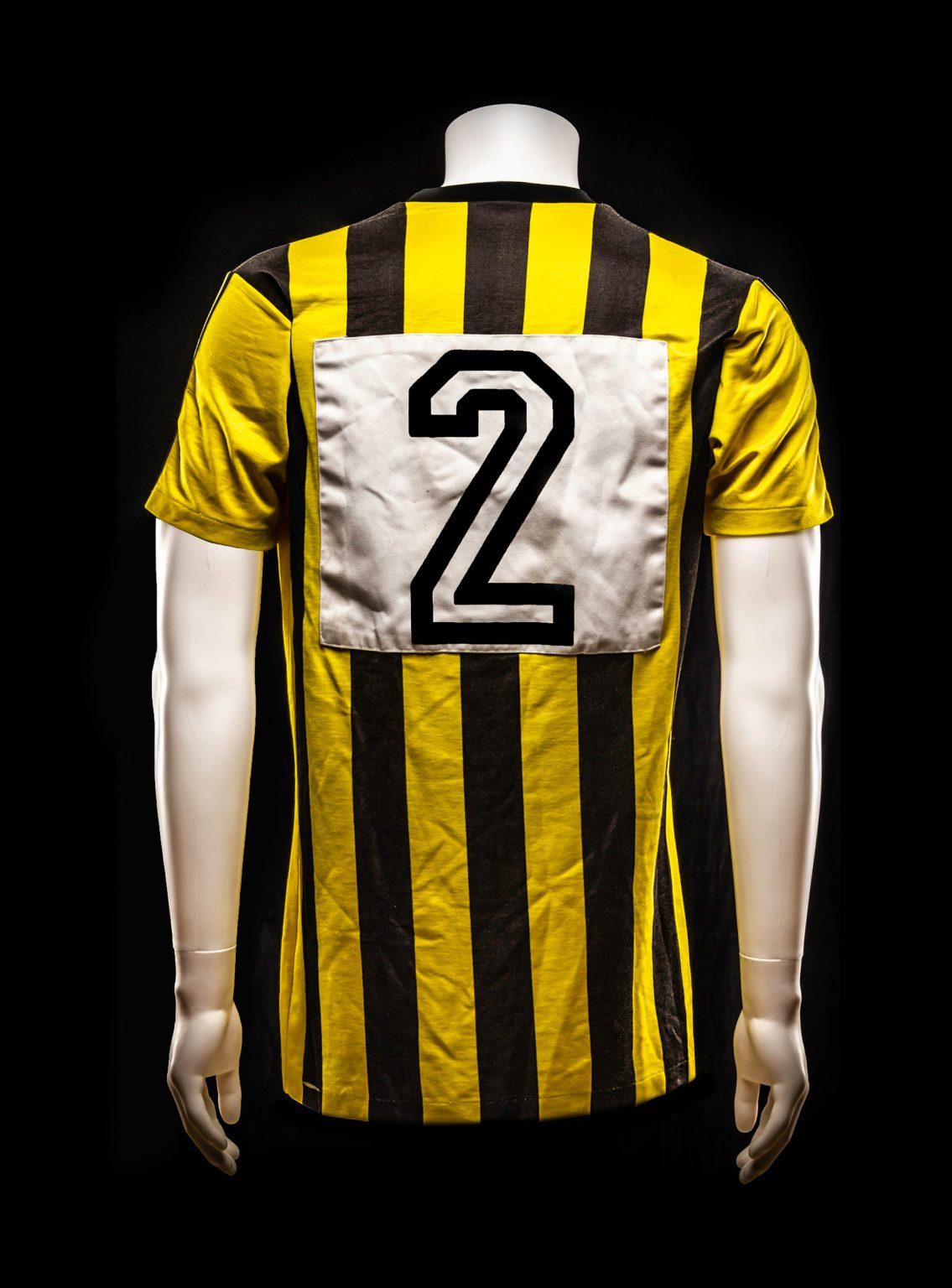 #2 John van den Brom Vitesse 1985-1986