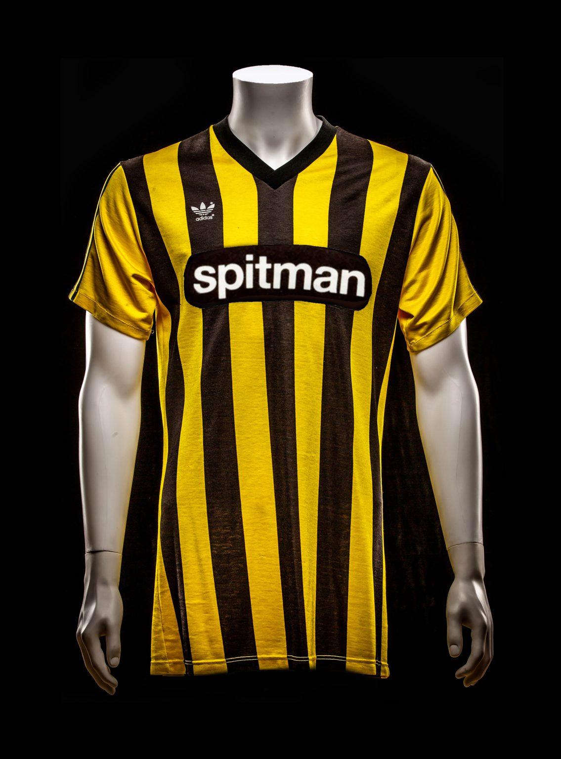 #6 Martin Laamers Vitesse 1985-1986
