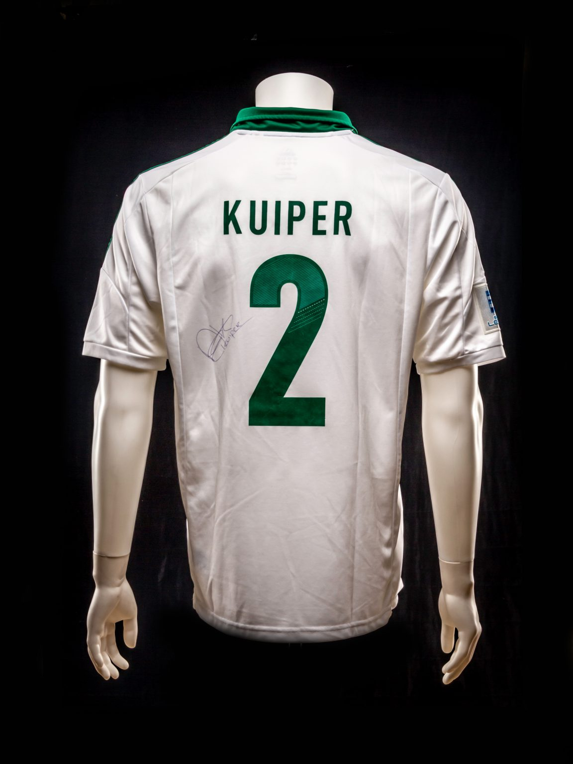 #2 Nicky Kuiper Panatinaikos