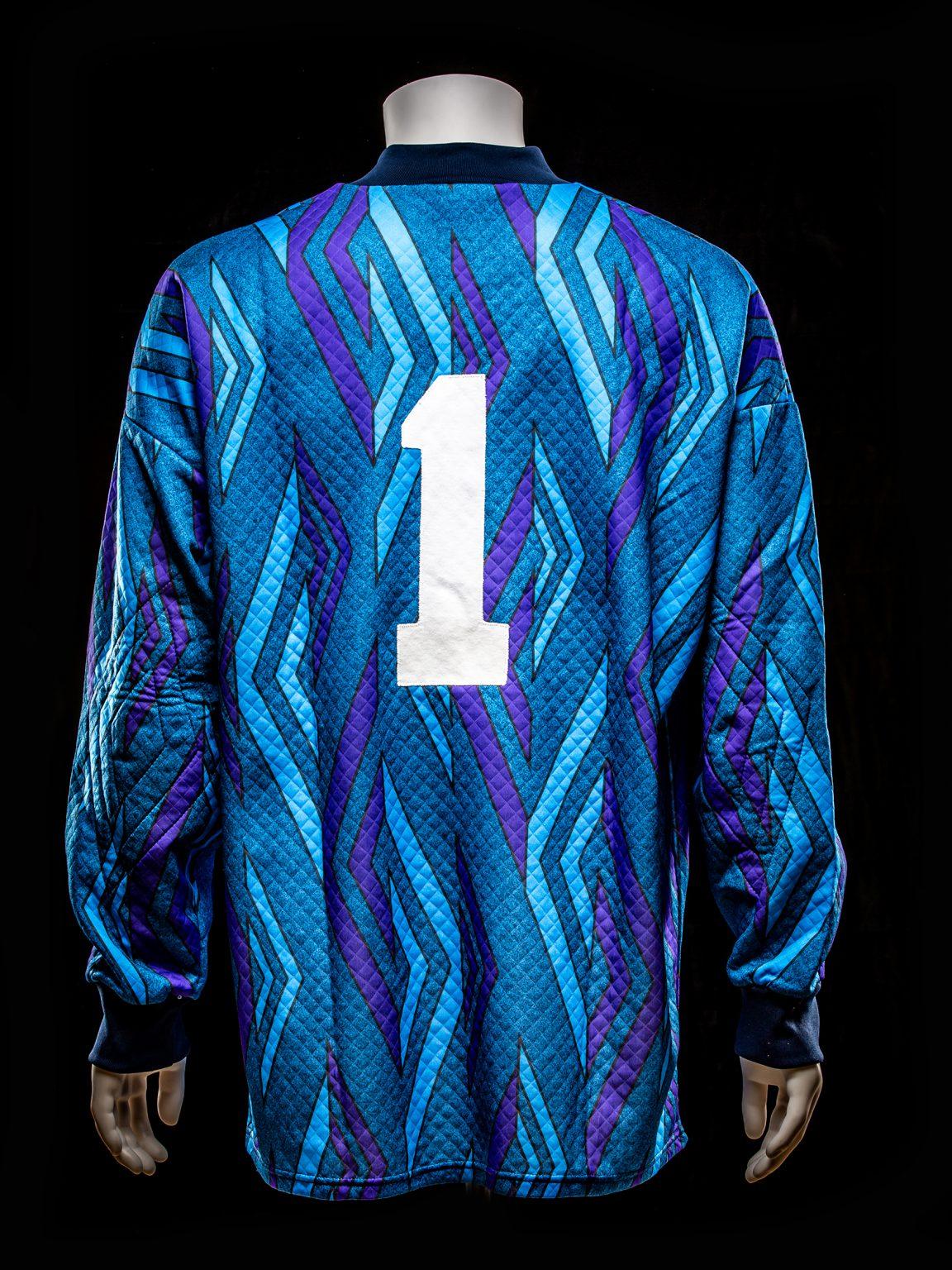 #1 Raimond van der Gouw tegen Parma