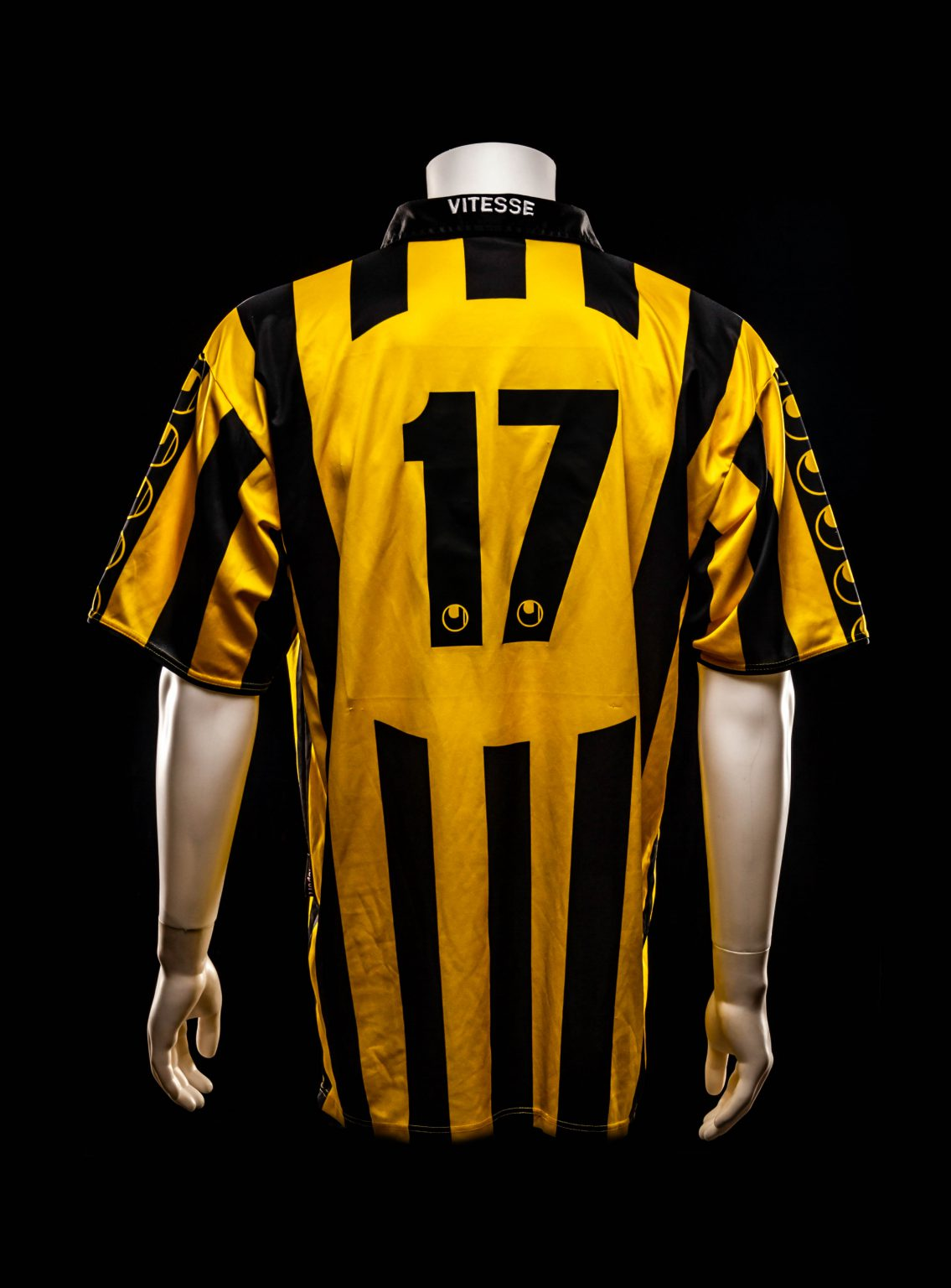 #17 Michael Jansen Jeugd 2000-2001