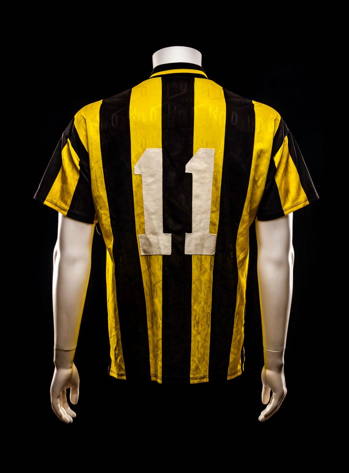 #11 Michael Jansen Jeugd 1994-1997