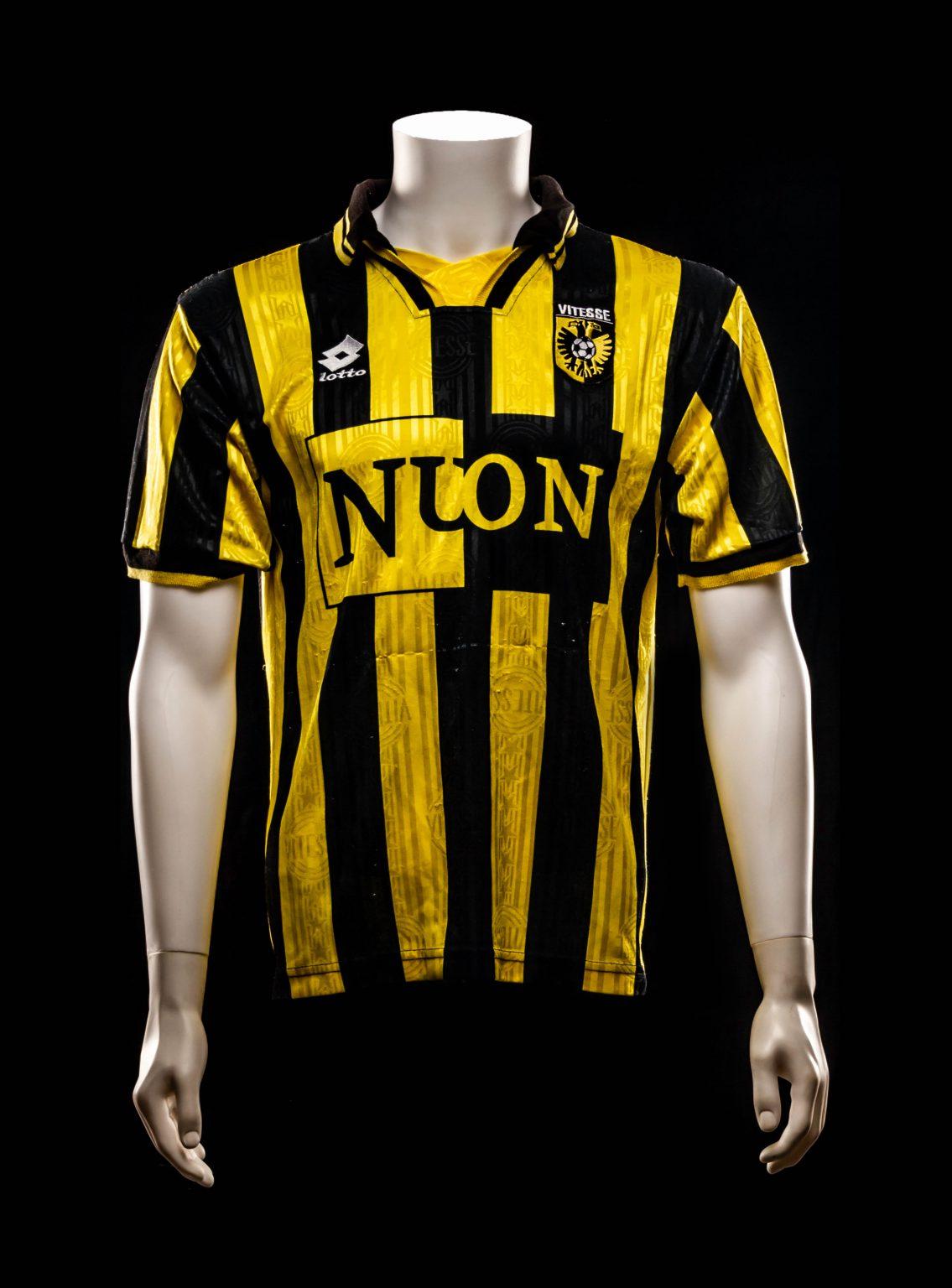 #14 Michael Jansen Jeugd 1997-1998