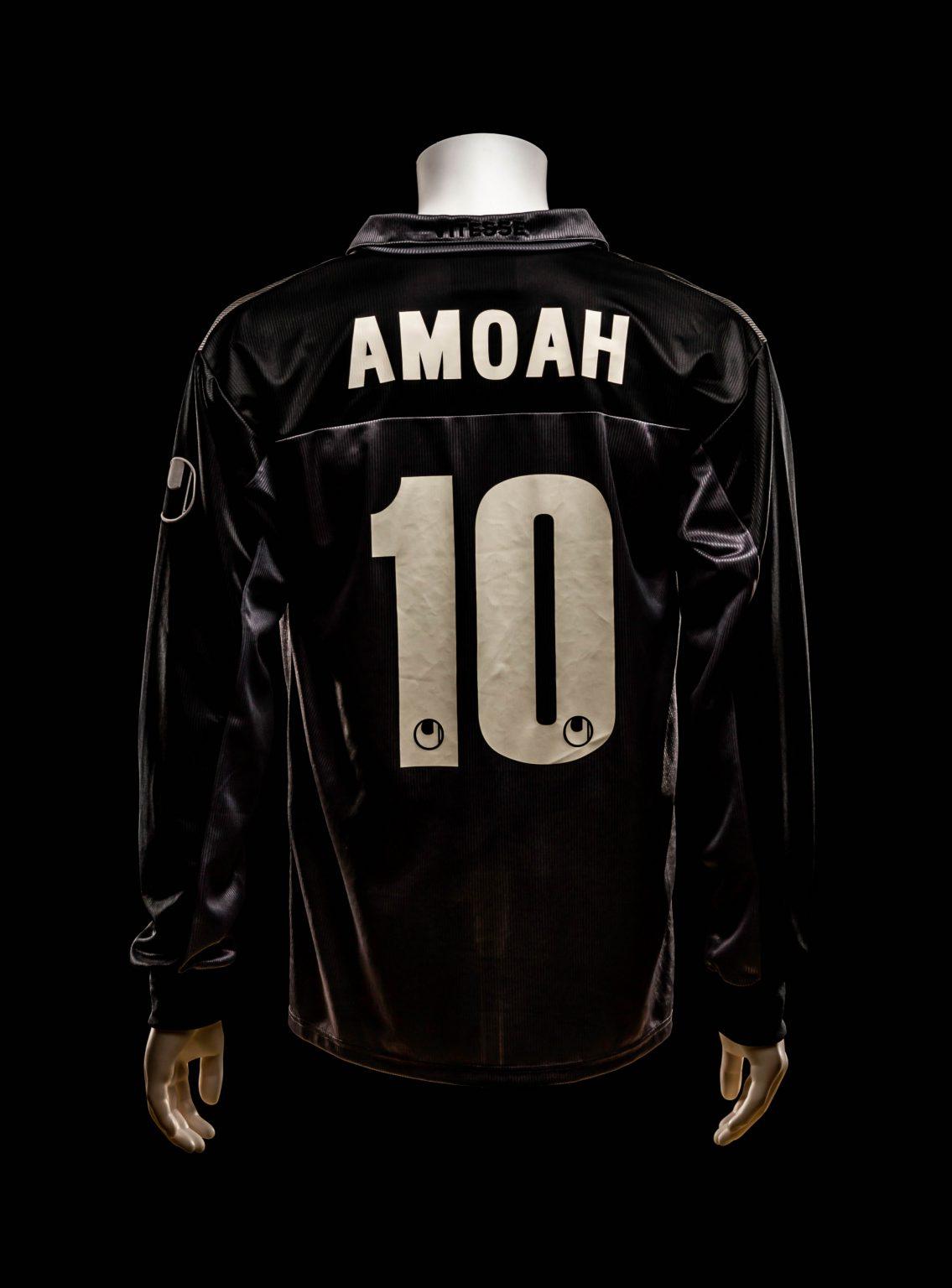 #10 Matthew Amoah 2001-2002