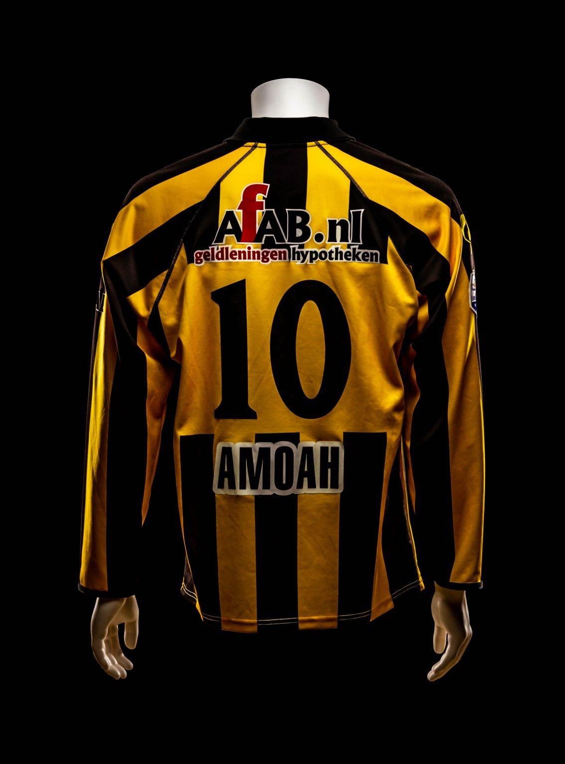 #10 Matthew Amoah 2005-2006