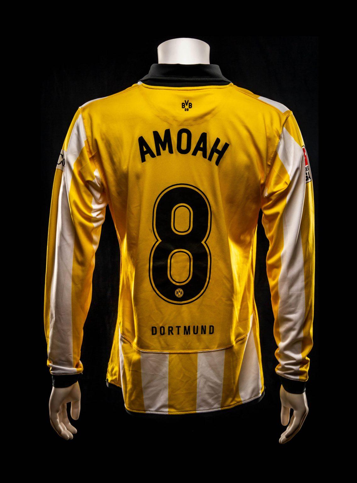 #8 Borussia Dortmund Matthew Amoah