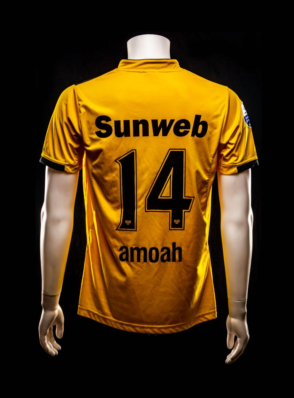 #14 Matthew Amoah NAC Breda