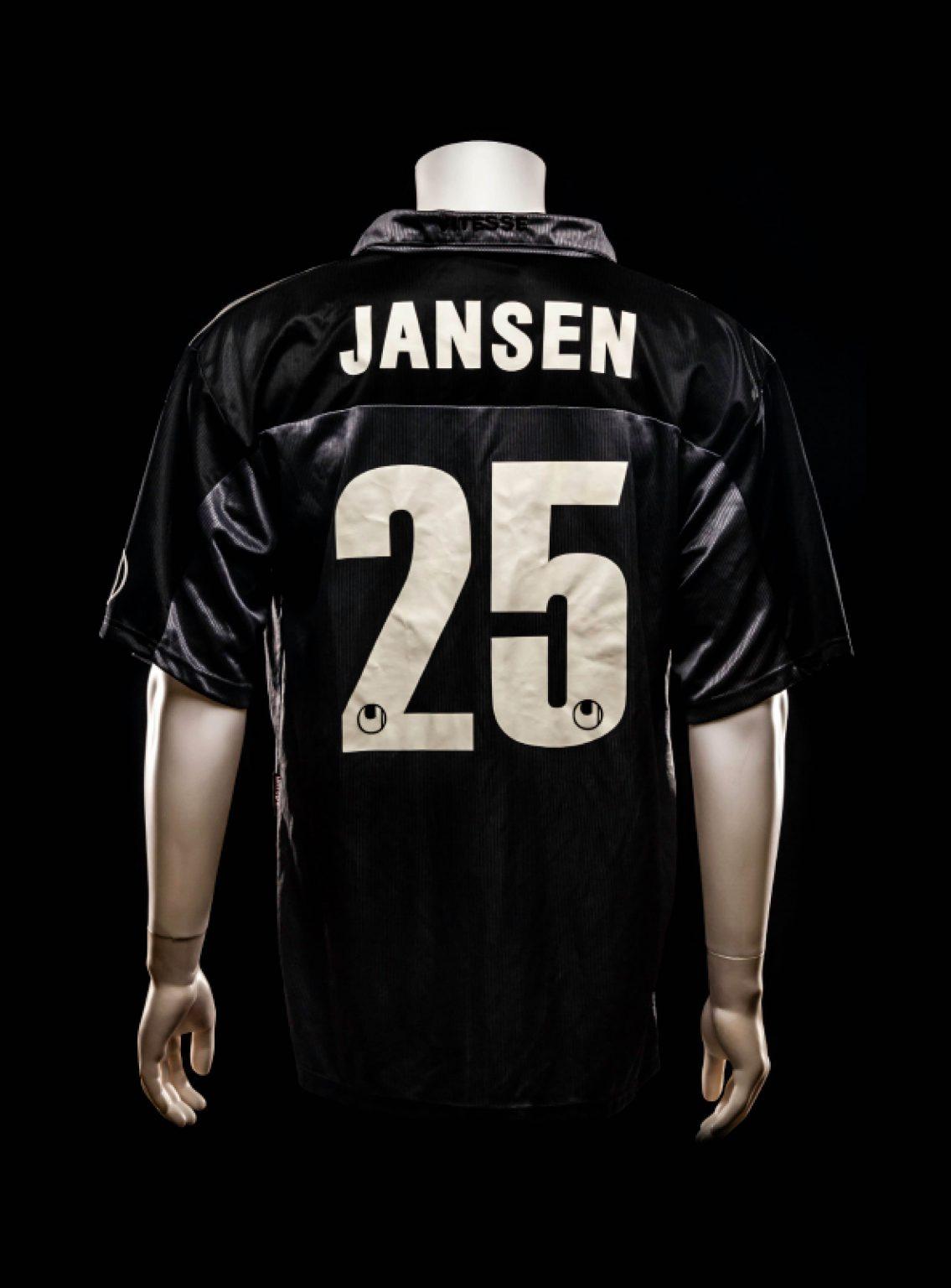 #25 Michael Jansen 2001-2002