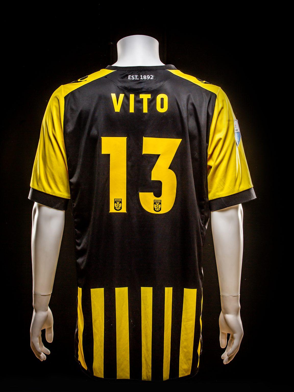 #13 Vito 2014-2015