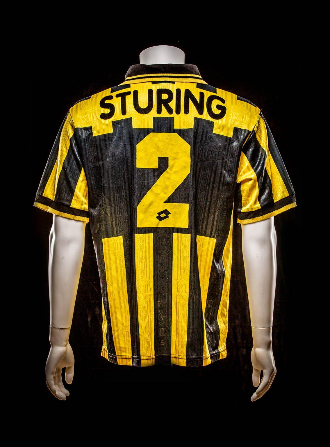 #2 Edward Sturing