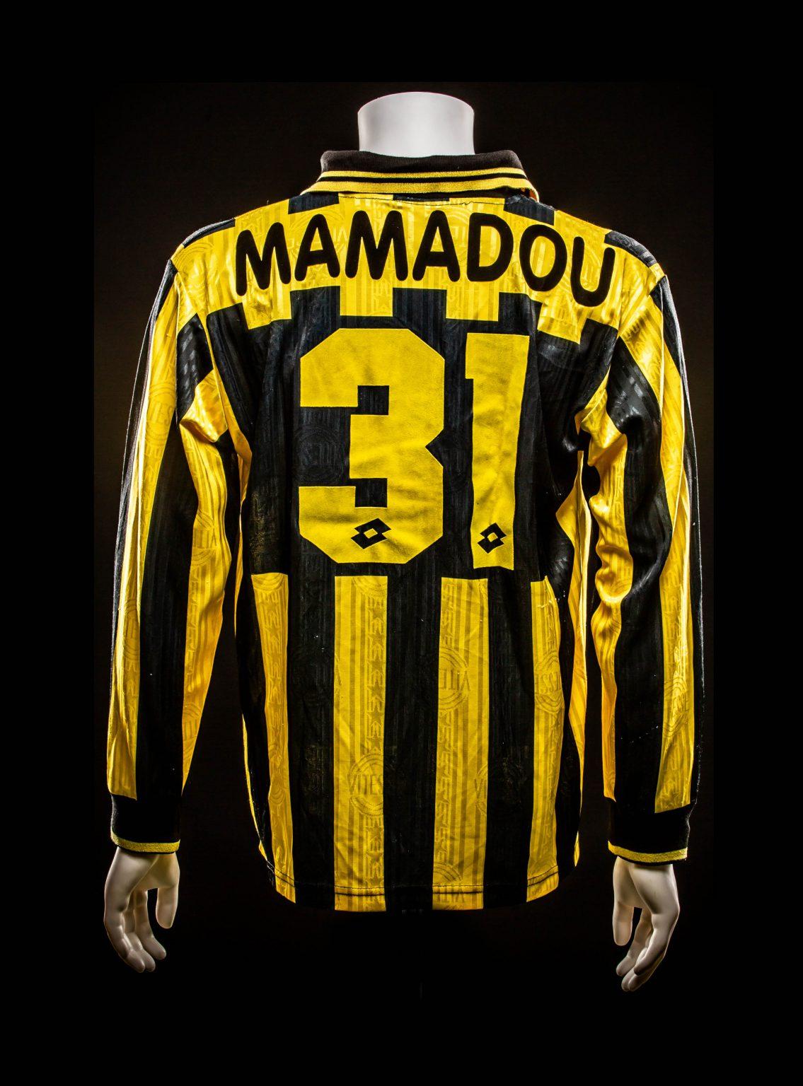 #31 Mamadou Zongo