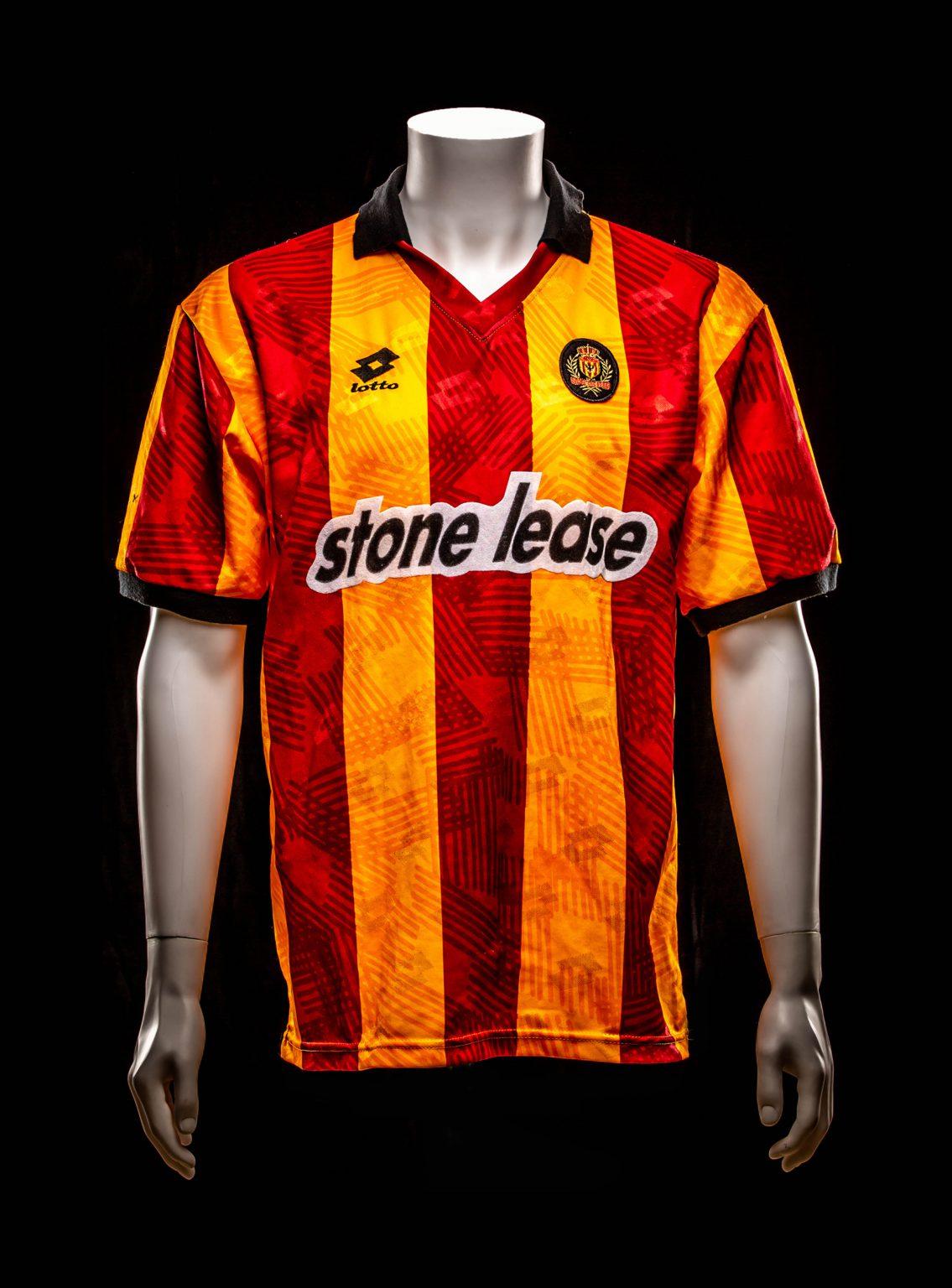 KV Mechelen Shirt UEFA Cup 1992-1993