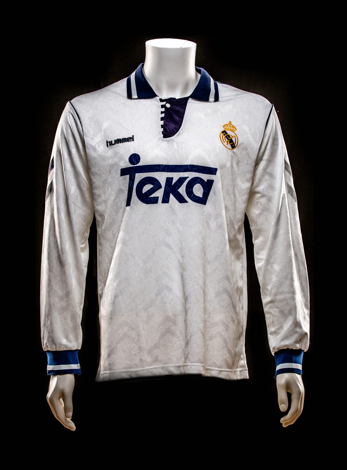 Real Madrid Shirt UEFA Cup 1992-1993